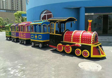 China Indoor Electric Train For Shopping Malls Kiddie Train Ride ISO9001 Certificate factory