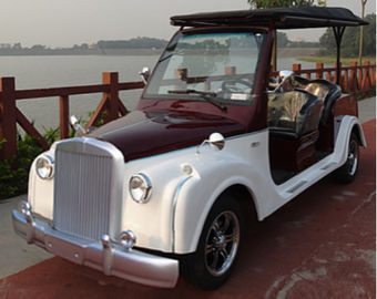 China High Performance Electric Sightseeing Car Electric Tourist Vehicles 800kg Weight factory